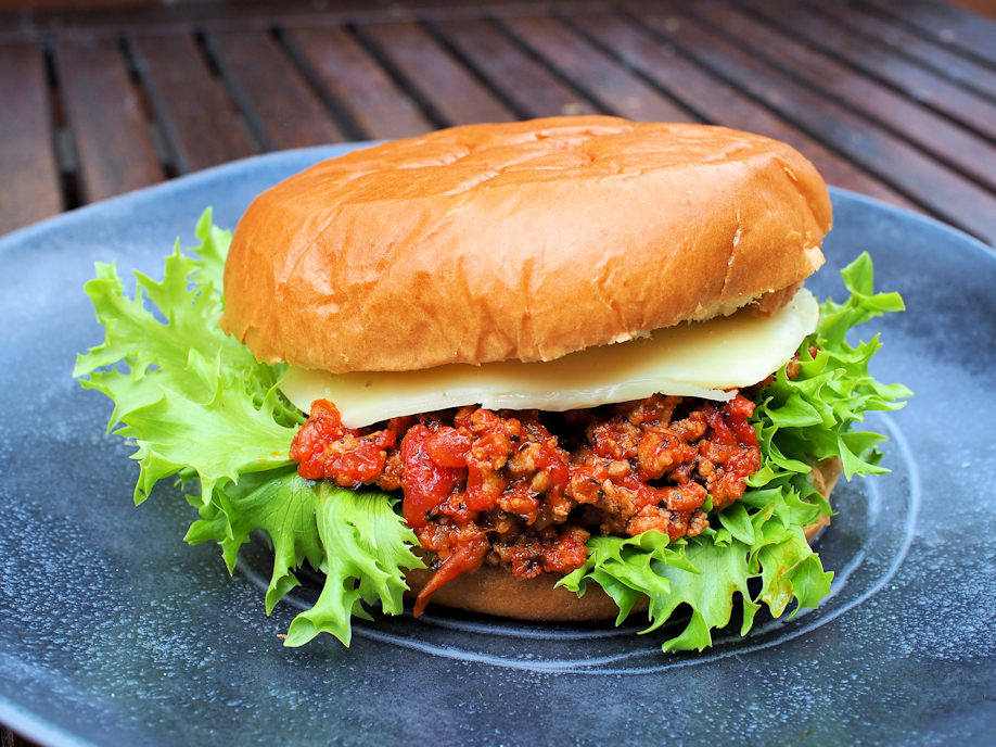 Sloppy Joe -hampurilainen